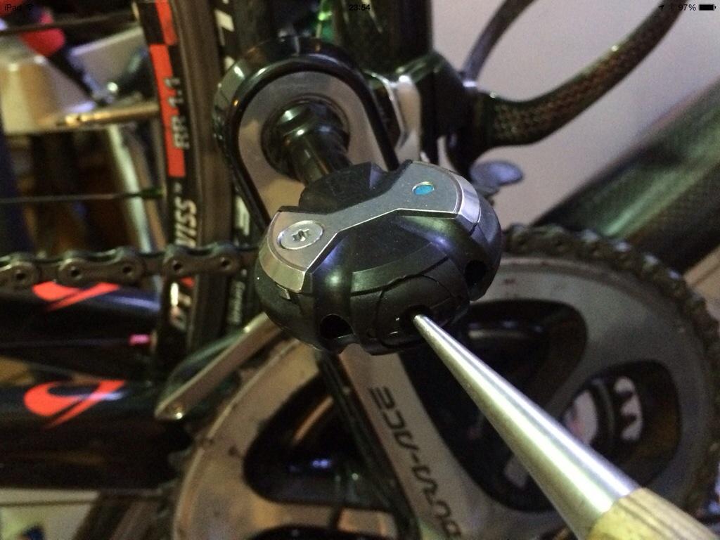 自転車の 自転車 ペダル 交換 外れない : ... ペダルのスピンドル交換 | Mario